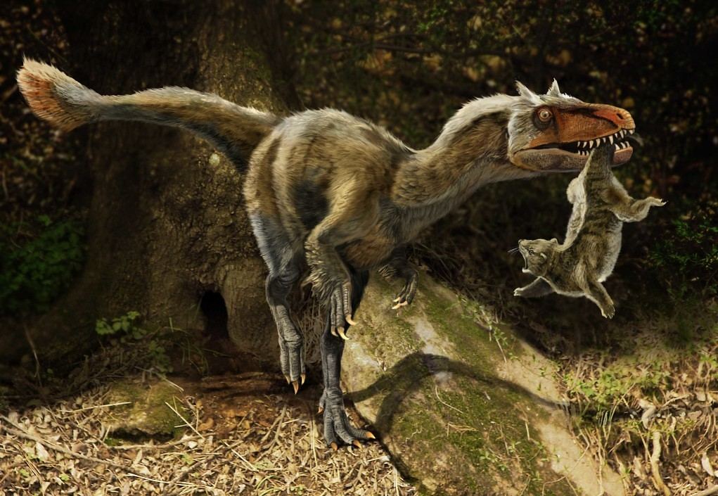 Dinosaurus Paling Utama di Asia