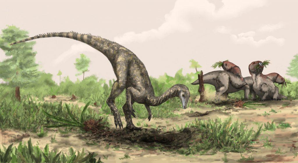 Dinosaurus Tertua Yang Pernah Ditemukan I