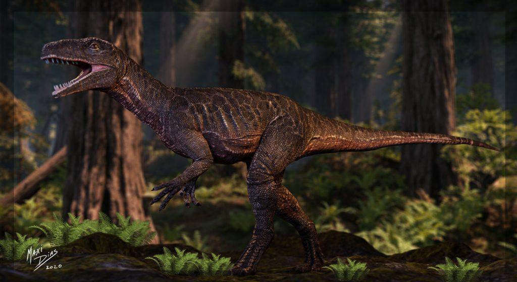 Dinosaurus Tertua Yang Pernah Ditemukan II