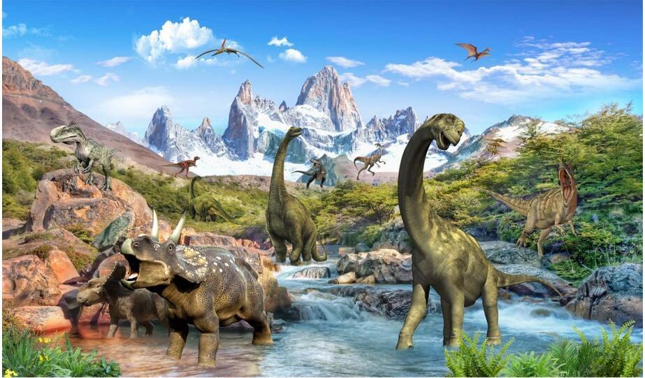 Fakta Terpenting Mengenai Dinosaurus